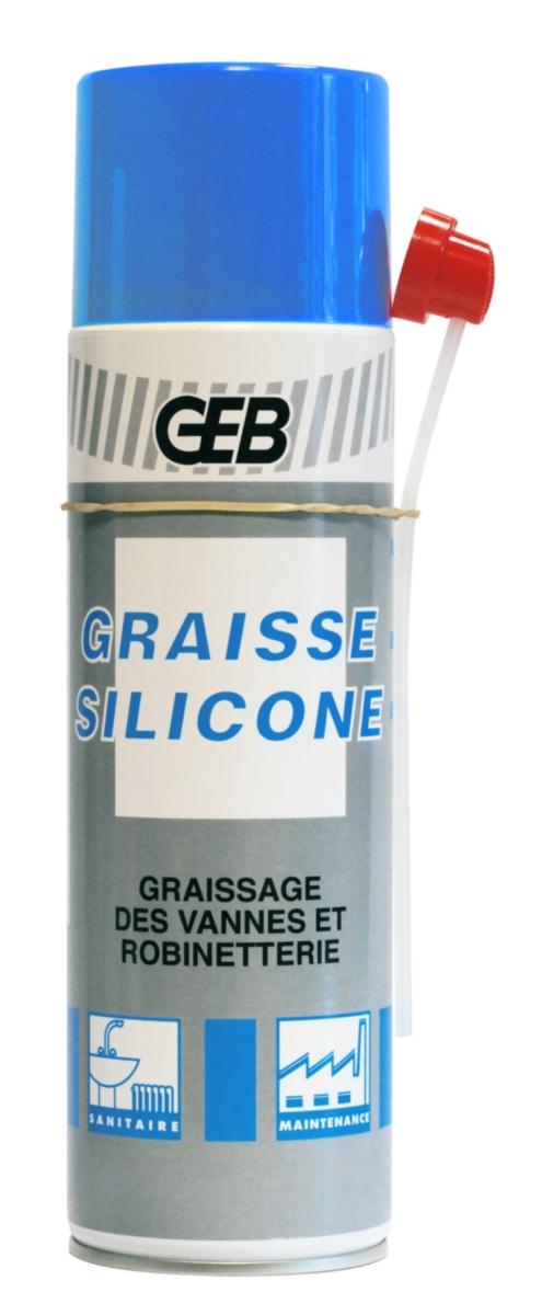 graisse silicone pour robinetterie a rosol de 650 ml geb. Black Bedroom Furniture Sets. Home Design Ideas