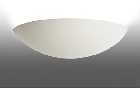 applique murale d corative en pl tre e27 aric domino s5 11. Black Bedroom Furniture Sets. Home Design Ideas