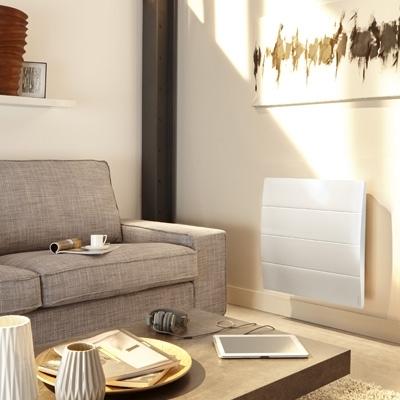 radiateur lectrique connect atlantic calissia 1500 wat. Black Bedroom Furniture Sets. Home Design Ideas