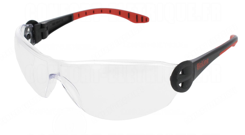 lunettes de protection avec embouts souples 24 37. Black Bedroom Furniture Sets. Home Design Ideas