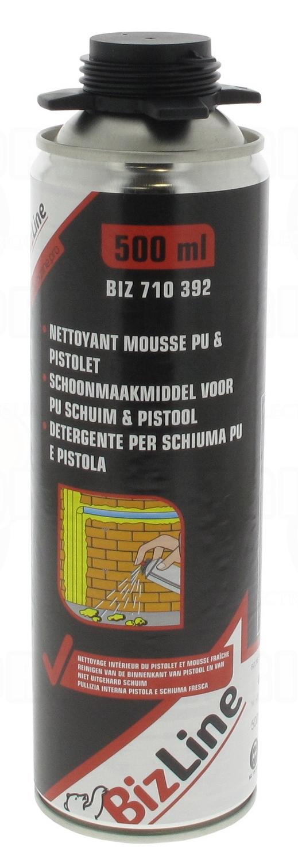 nettoyant pour mousse polyur thane expansive et pistolet 1. Black Bedroom Furniture Sets. Home Design Ideas