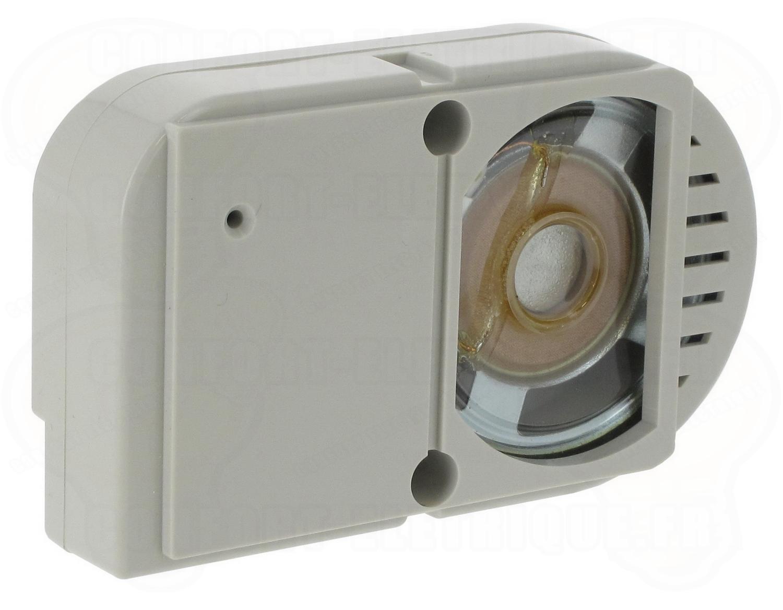 bticino s rie 600 micro hp pour platine de rue 200 40. Black Bedroom Furniture Sets. Home Design Ideas