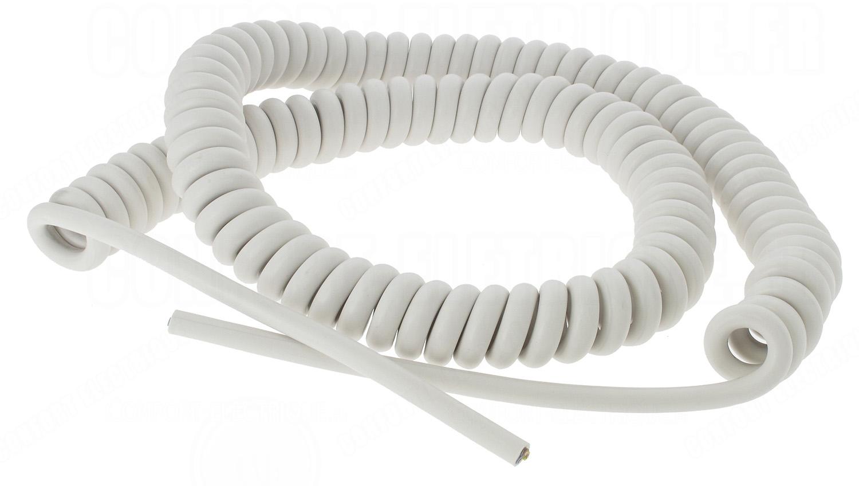 cable electrique plat 3 fils stunning cable electrique urv xmm couronne m ue with cable. Black Bedroom Furniture Sets. Home Design Ideas