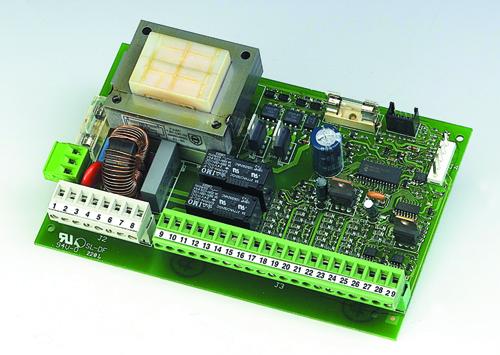 Notices confort for Faac 452 mps schema elettrico