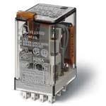 Relais miniature 24 volts AC 2 contacts 10 ampères