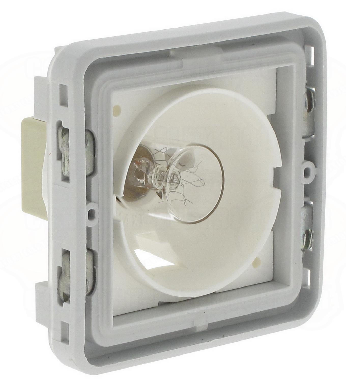 voyant balisage et signalisation lampe e10 legrand plexo gri. Black Bedroom Furniture Sets. Home Design Ideas