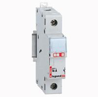 Porte fusibles domestique 1 pole 16 amp res legrand 8 83 - Porte fusible legrand ...