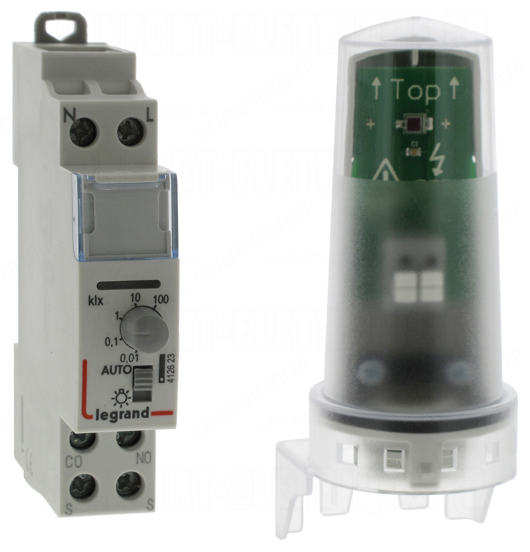 interrupteur cr pusculaire standard 16a 250v legrand 41262
