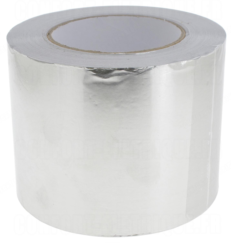 ruban adh sif aluminium largeur 100 mm 19 80. Black Bedroom Furniture Sets. Home Design Ideas
