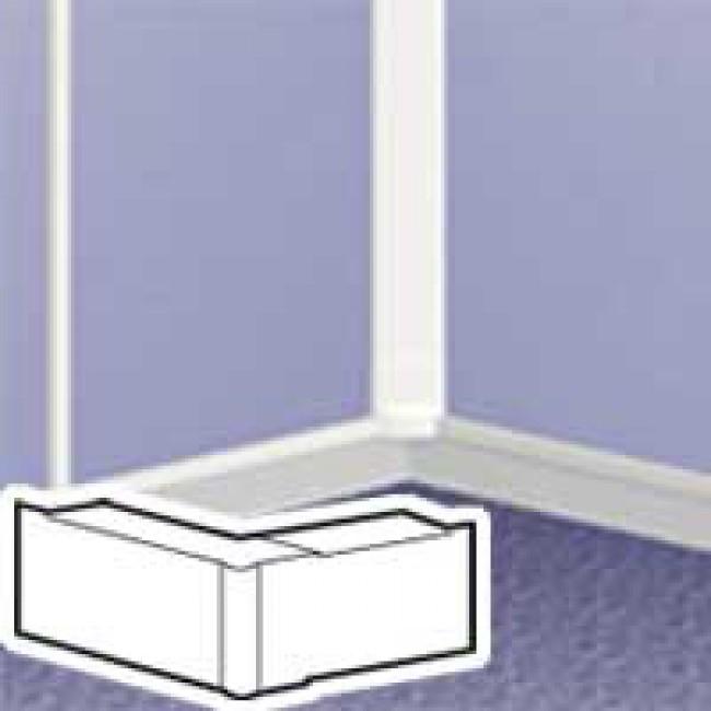 goulotte d 39 angle blanche cache cable d 39 angle sur confort. Black Bedroom Furniture Sets. Home Design Ideas