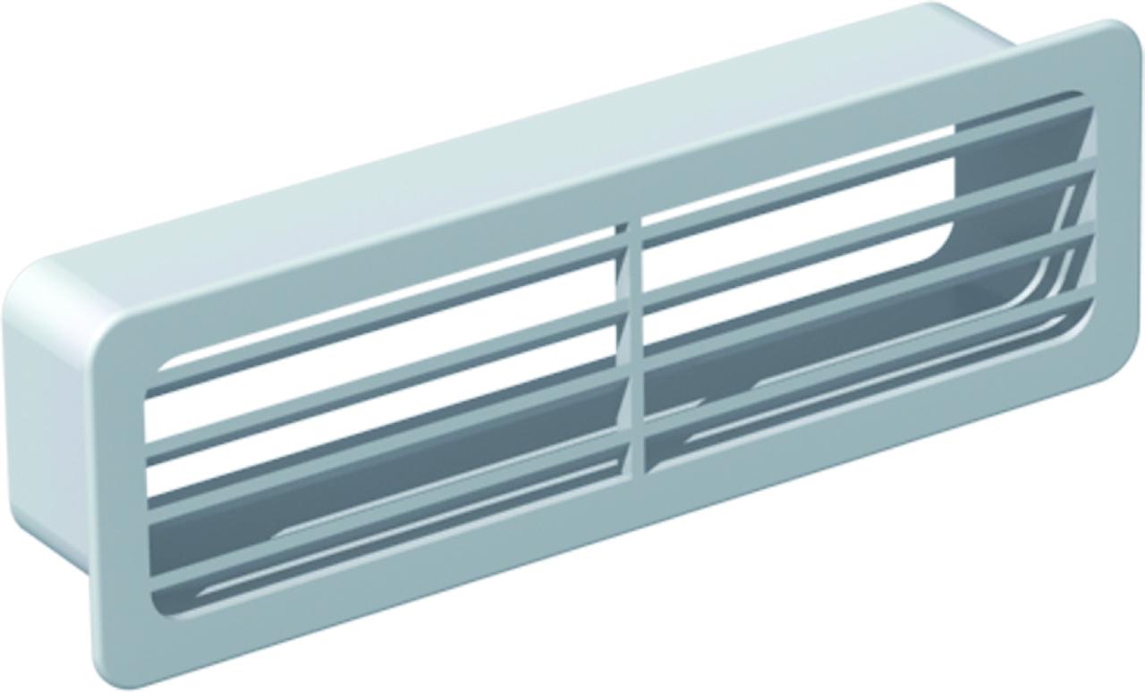 fixation pour conduit plat pvc rigide lot de 3 220 x 55 mm