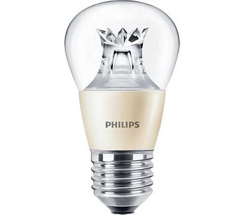 ampoule led philips master ledlustre dt e27 6w 2700. Black Bedroom Furniture Sets. Home Design Ideas