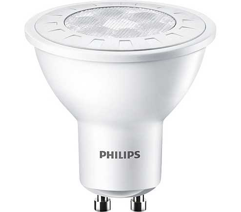 ampoule led philips corepro ledspotmv gu10 6 5w 30. Black Bedroom Furniture Sets. Home Design Ideas