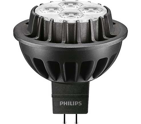 ampoule led philips master ledspotlv d gu5 3 8w 30. Black Bedroom Furniture Sets. Home Design Ideas