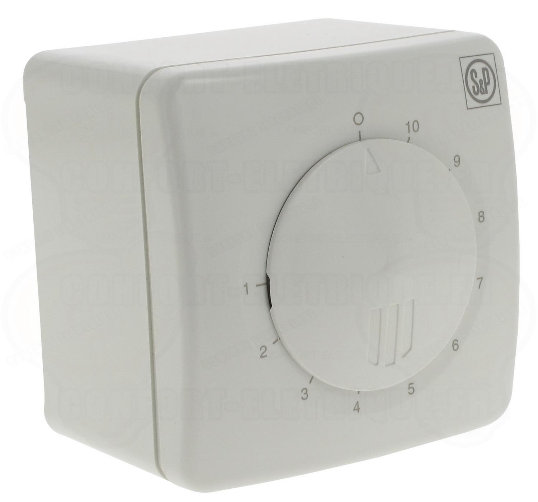 variateur  u00e9lectronique 1 amp u00e8re saillie unelvent reb-1n
