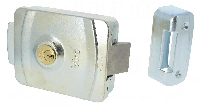 Viro90 Serrure électrique Pour Portail à Battant 165 60