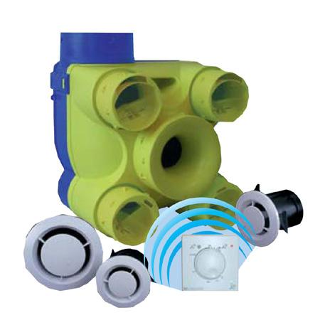 Vmc unelvent ozeo accessoires kit vmc ozeo flat t for Minuterie pompe piscine