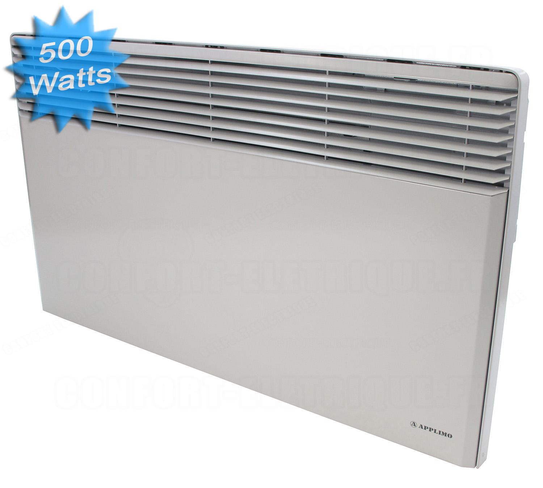 4 ordres applimo 0013213fj applimo euro d+ 1000 watts convecteur /électrique