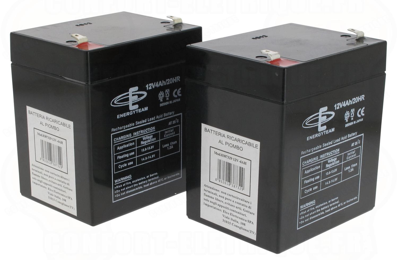 kit batterie 24 volts cardin prg 850 bc 115 00. Black Bedroom Furniture Sets. Home Design Ideas