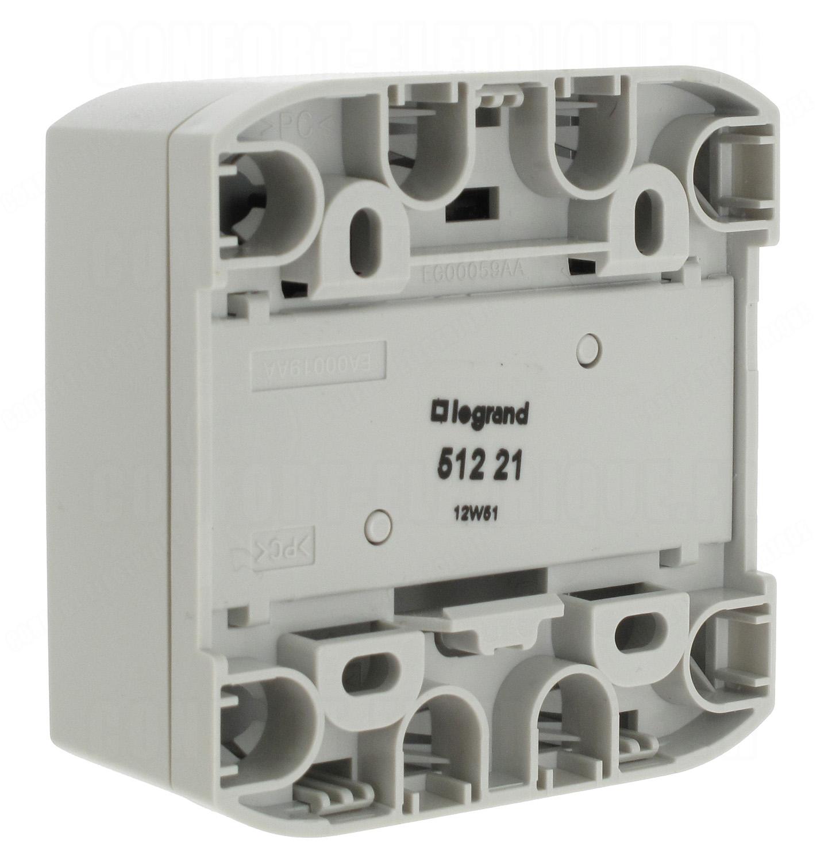dti format rj45 pour coffret de communication legrand 32 2. Black Bedroom Furniture Sets. Home Design Ideas