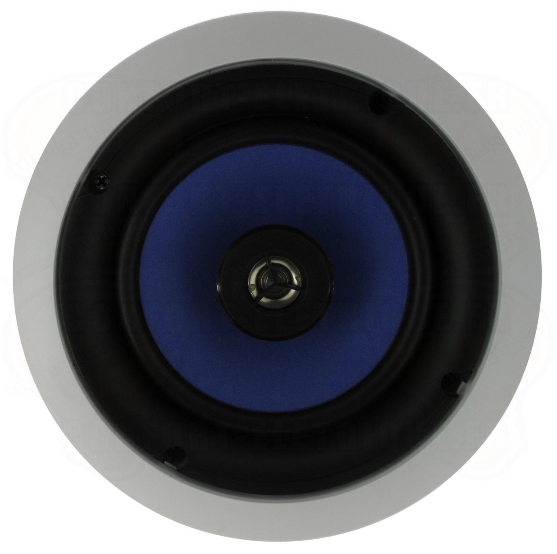 Haut parleur encastr pour faux plafonds 100w legrand c lian - Haut parleur encastrable faux plafond ...