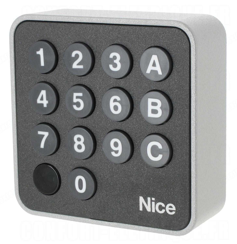 clavier code nice edswg radio compatbile flor 88 76. Black Bedroom Furniture Sets. Home Design Ideas