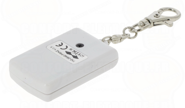 T l commande de portail universelle fr quence mhz 3 - Telecommande de portail ...