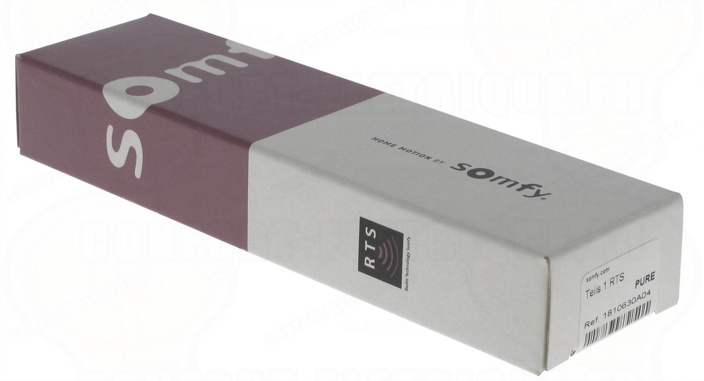 telecommande somfy telis 1 rts 39 00. Black Bedroom Furniture Sets. Home Design Ideas