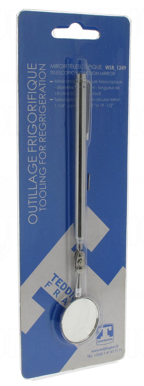 Miroir orientable manche t l scopique 9 00 for Miroir orientable