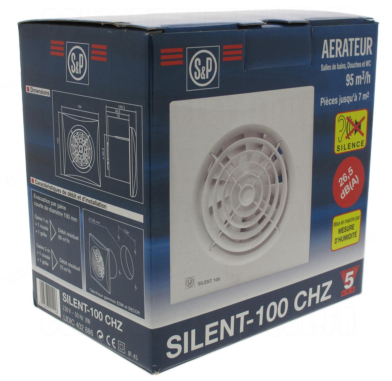 A Rateur 95 M3 H Silent 100chz Hygror Glable Et Temporis