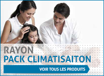 Rayon Pack climatisation