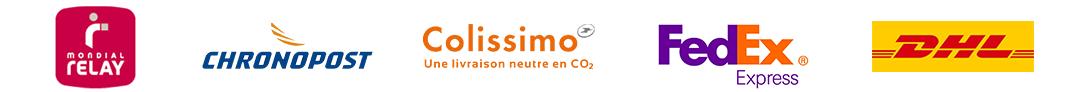 Les transporteurs parteniares de Confort-Electrique.fr