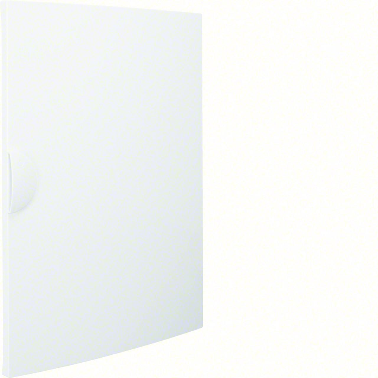 hager gamma coffret 3x13 modules porte blanche
