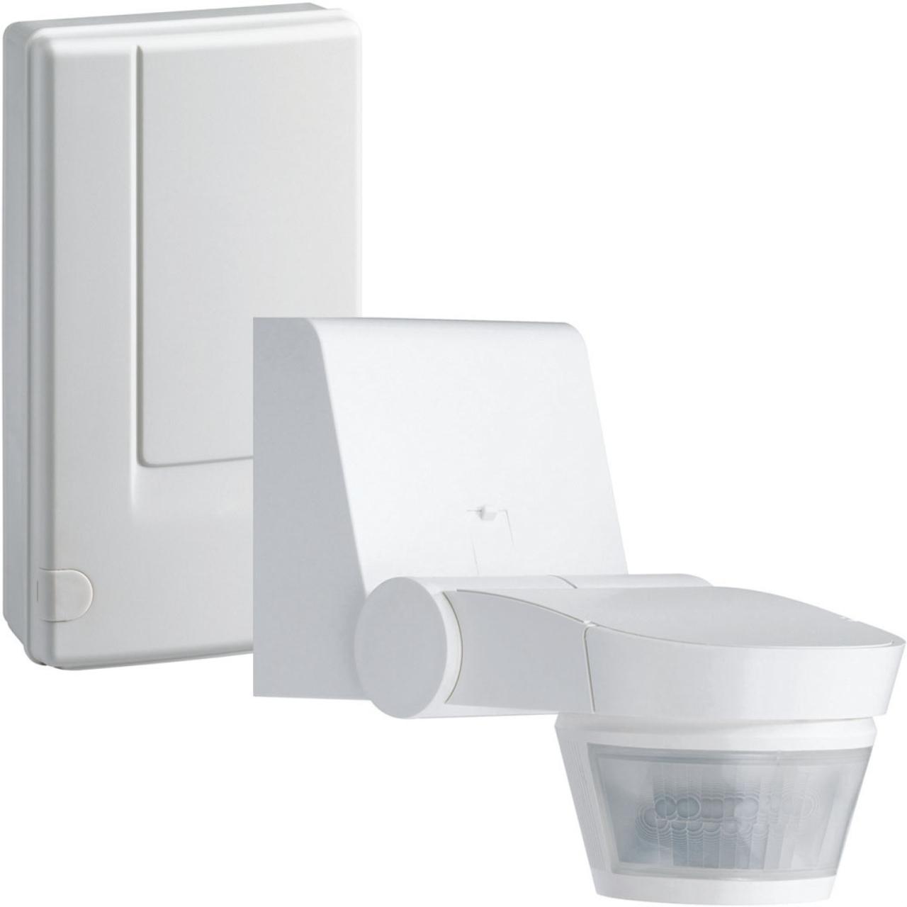 hager 52110 saillie d/étecteur de mouvement blanc 140 degr/ès