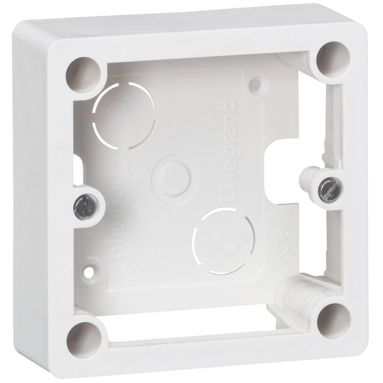 cadre saillie pour prises 20a et 32a et sortie de cable 7. Black Bedroom Furniture Sets. Home Design Ideas