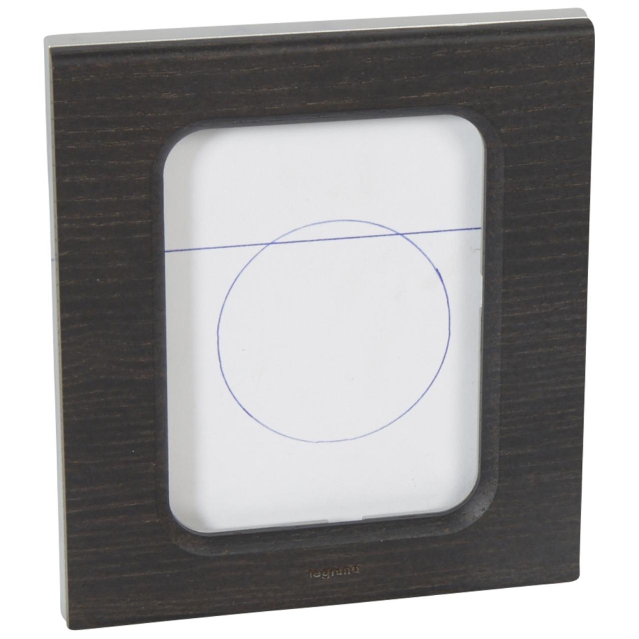 plaque pour cran tactile 3 5 pouces wengu legrand c liane. Black Bedroom Furniture Sets. Home Design Ideas