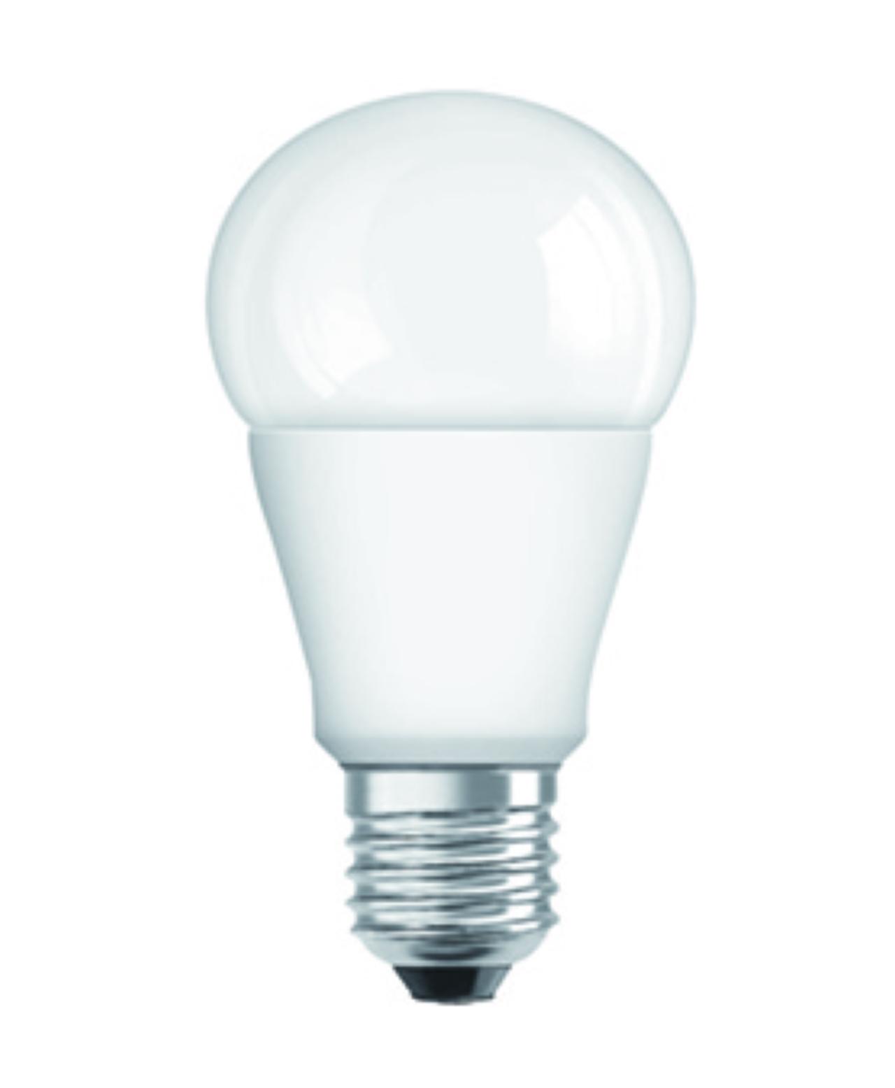 ampoule led osram parathom classic e27 6w 2700k a55 230v. Black Bedroom Furniture Sets. Home Design Ideas