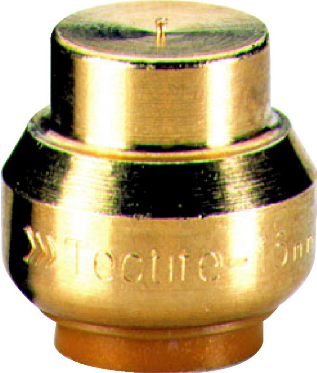 Bouchon Tectite Pour Cuivre Per Diamètre 12 Mm Comap T30112