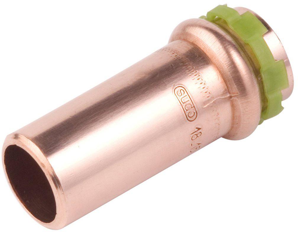 Réduction à Sertir Pour Tube Cuivre Mâle Femelle Diamètre 28 16 Mm Comap 5243vw2816