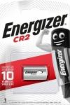 Pile lithium Mini - Energizer - CR2 - 3 Volts Blister de 1