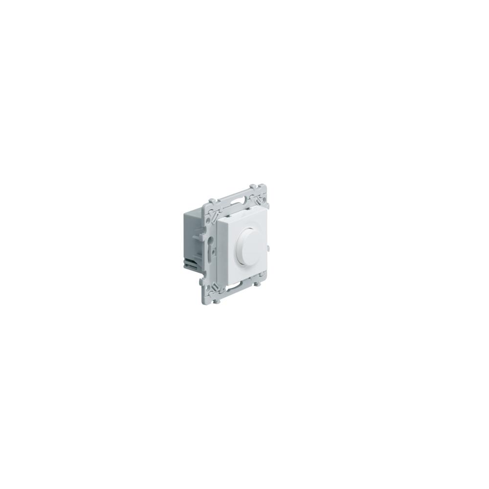 variateur poussoir 400 watts hager essensya lampe eco. Black Bedroom Furniture Sets. Home Design Ideas