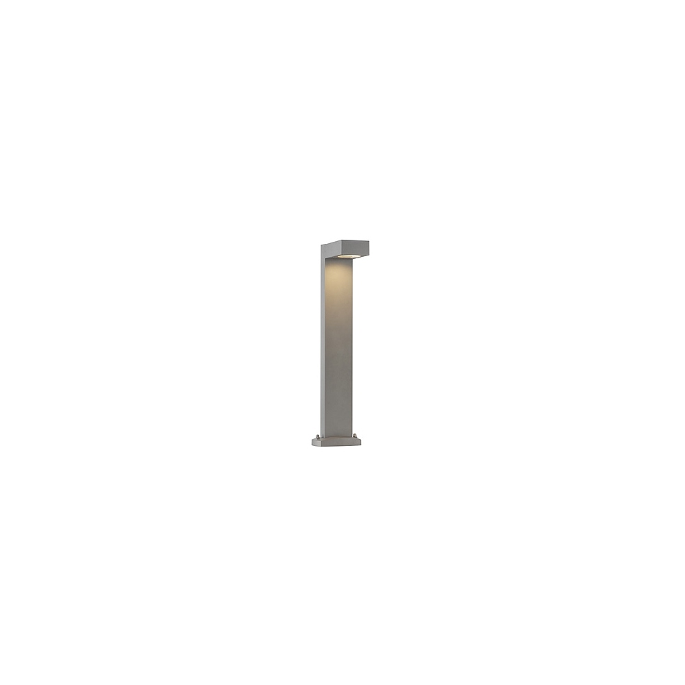 borne lumineuse ext rieure gx53 11 w slv quadrasyl sl. Black Bedroom Furniture Sets. Home Design Ideas