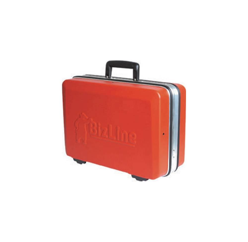 valise verrouillable pour outils en abs rouge 274 79. Black Bedroom Furniture Sets. Home Design Ideas