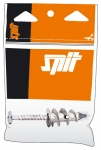 Cheville spécial platre - Spit Driva TP12 - Sachet de 30