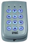 Clavier à code - Zamak - 2 Relais - Urmet 141212