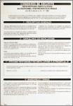 Pancarte en pvc consigne de sécurité 350x500mm