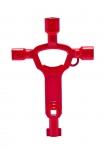 Clé - En croix - Electricien - Décapsuleur - Bizline 790195
