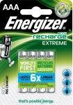 Pile rechargeable - Energizer - AAA - 800 MAH - x4 - Energizer 416879