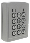 Clavier à code - Aluminium - Saillie - 2 relais - Acie CL-3C