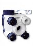 Kit VMC - deco detection humidité - Unelvent 603116